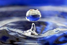 drop crystal