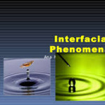Interfacial Phenomena