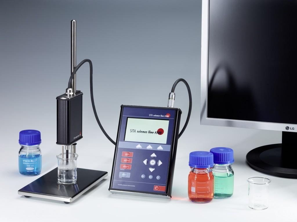 SITA T100 Bubble Tensiometer